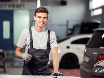 Vehicle Servicing